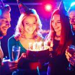 Birthday party Wellness